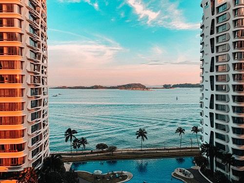 Appartement Nice vue mer